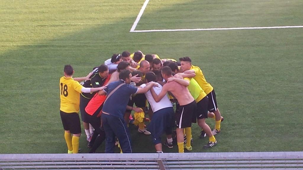 Ribera vince ai play off 3