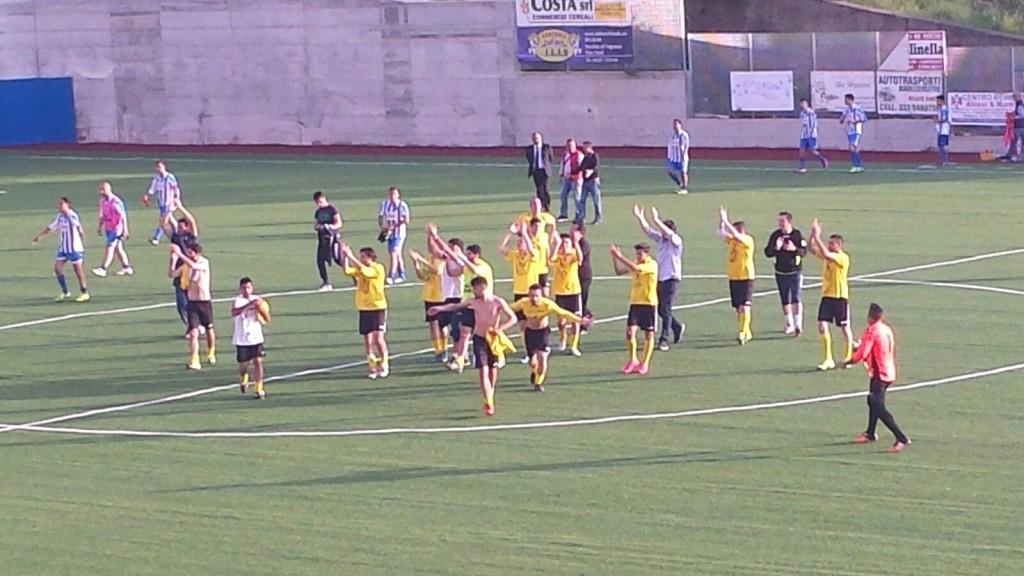 Ribera vittoria e promozione 2