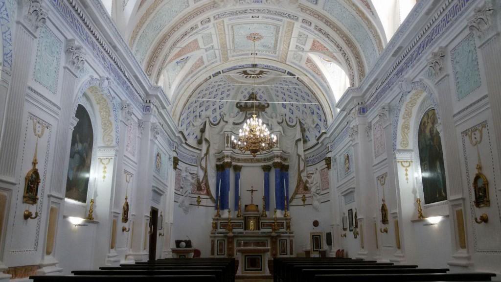 San Biagio Platani chiesa del Carmelo 2