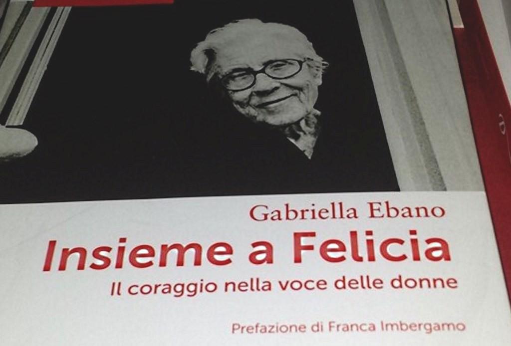 copertina Libro Ebano su Felicia Impastato