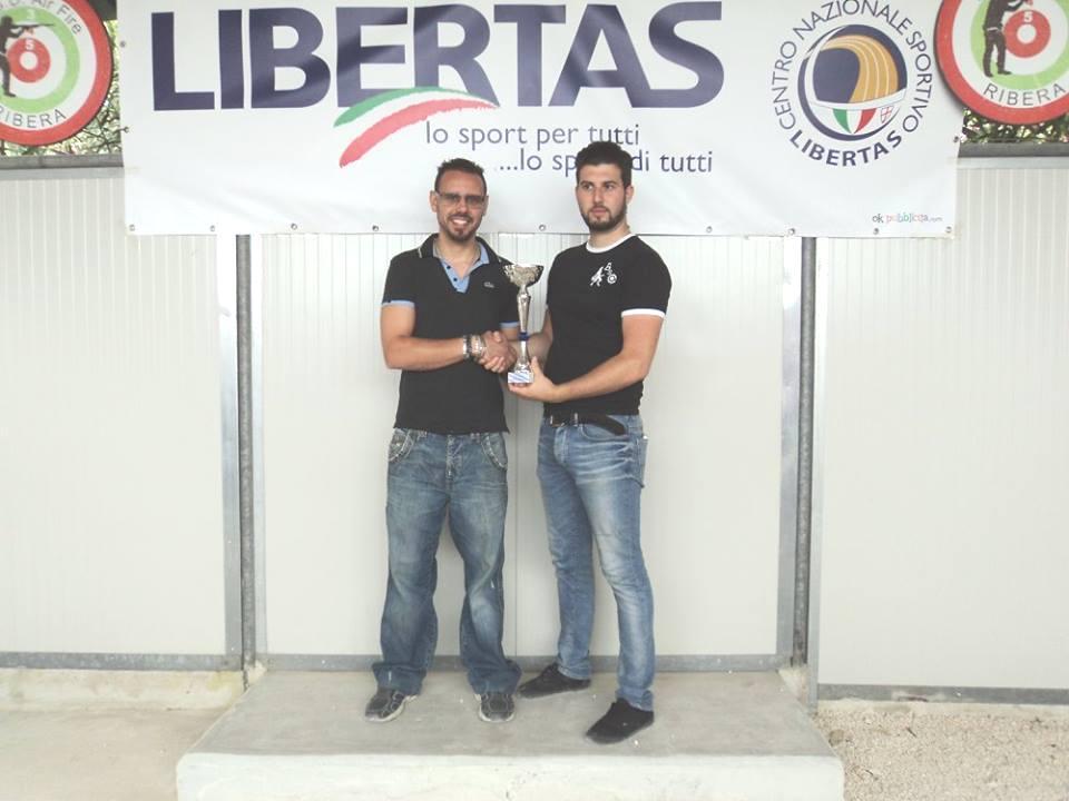 Bosciglio Giuseppe con presidente Lino giugno 16