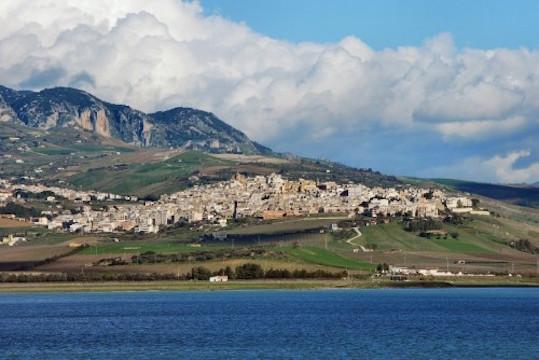 Sambuca di Sicilia panorama
