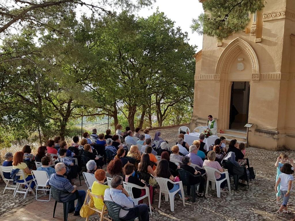Villafranca messa cappella barone Musso