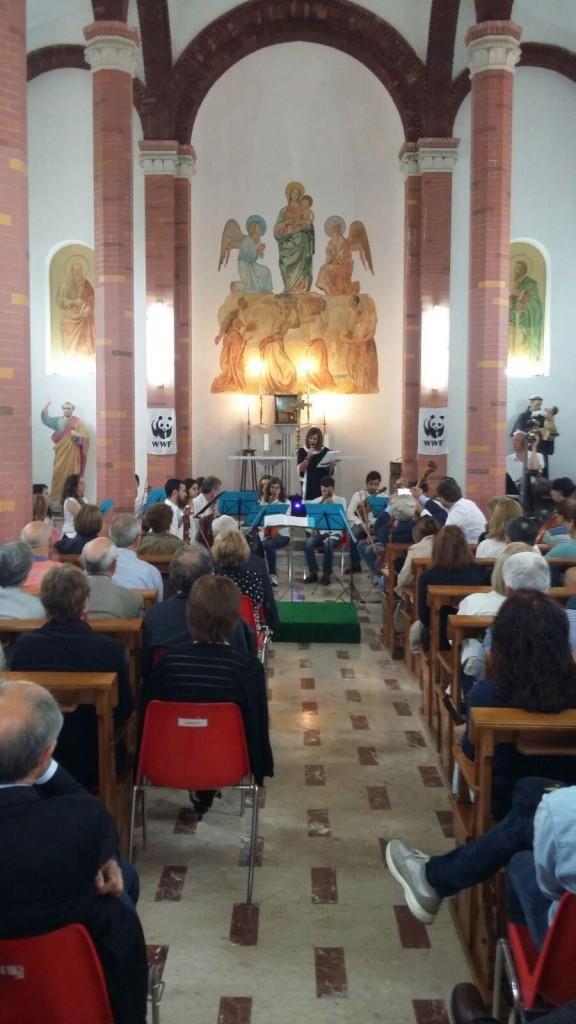 orchestra Cicero a Borgo 2