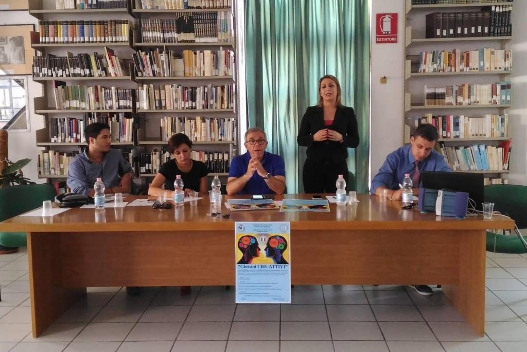 Cianciana convegno politiche giovanili