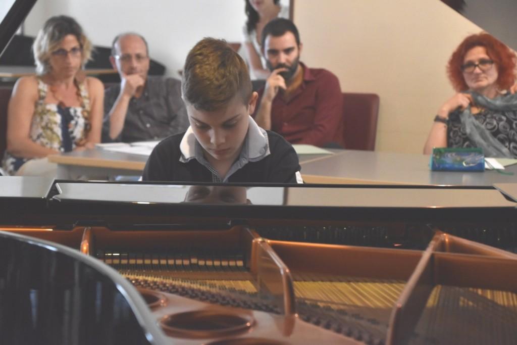 Toscanini audizione maasterclass