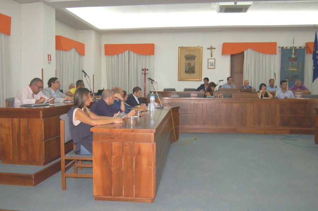 riunione consiglio comunale nuovo