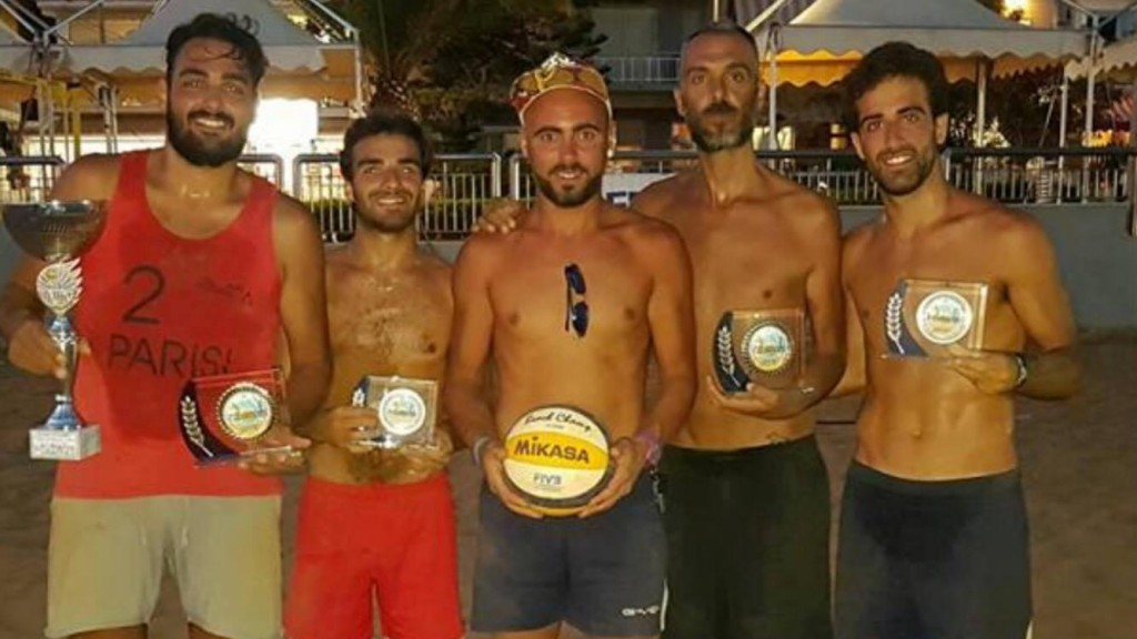 Beach Volley 2016 i vincitori