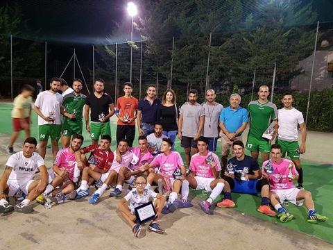 Cianciana calcio a 5 Aldo Carubia 3
