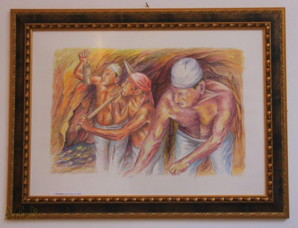Cianciana mostra pittura Croce Armonia 2