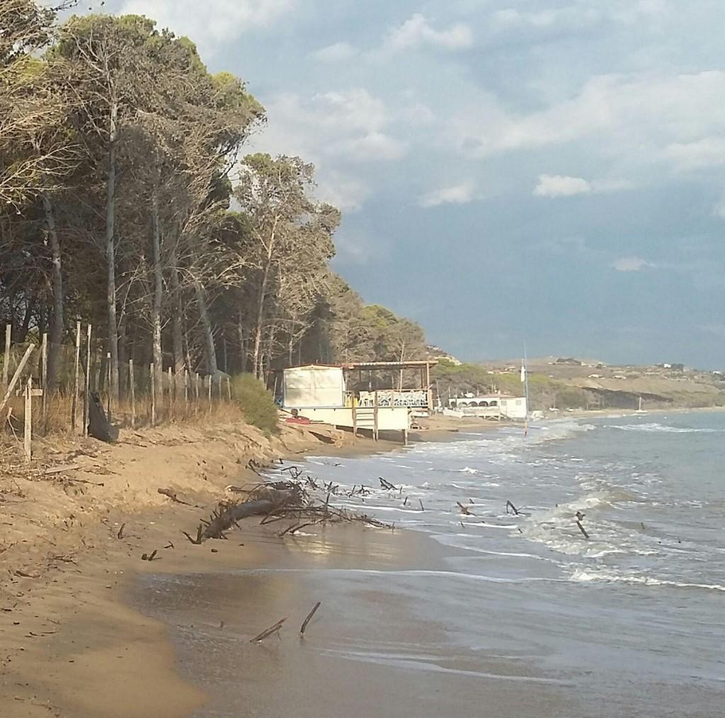 Eraclea mare mangia spiaggia 1