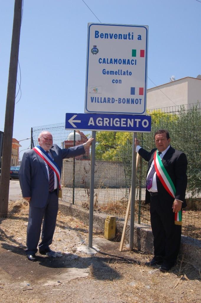 Gemellaggio Calamonaci Villard Bonnot 4