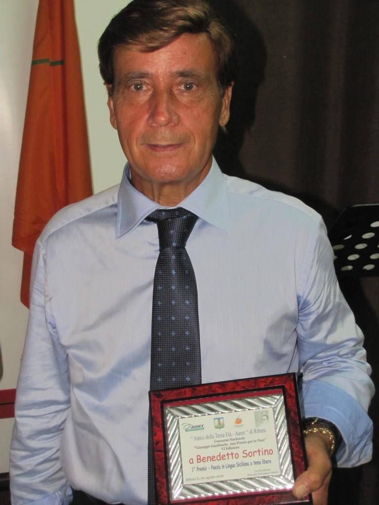 Premio Ganduscio - Sortino Benedetto