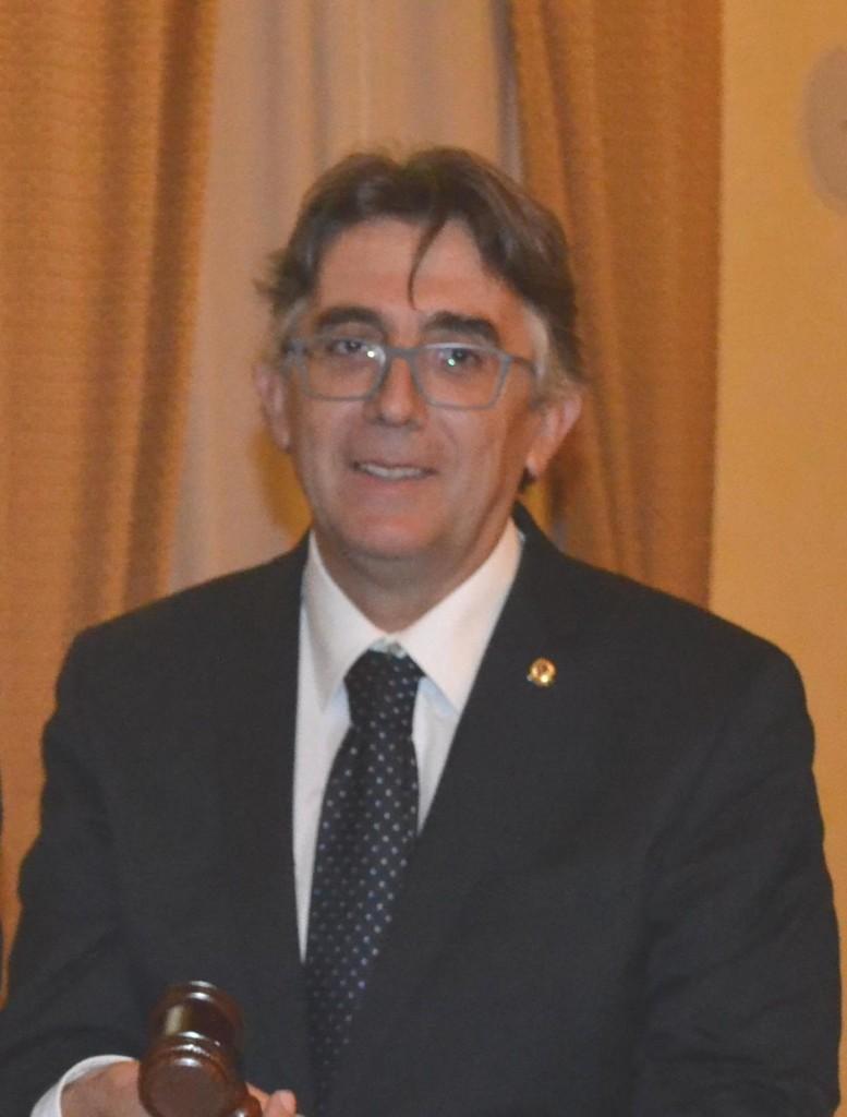 Tinaglia Giovanni presidente Lions 2016