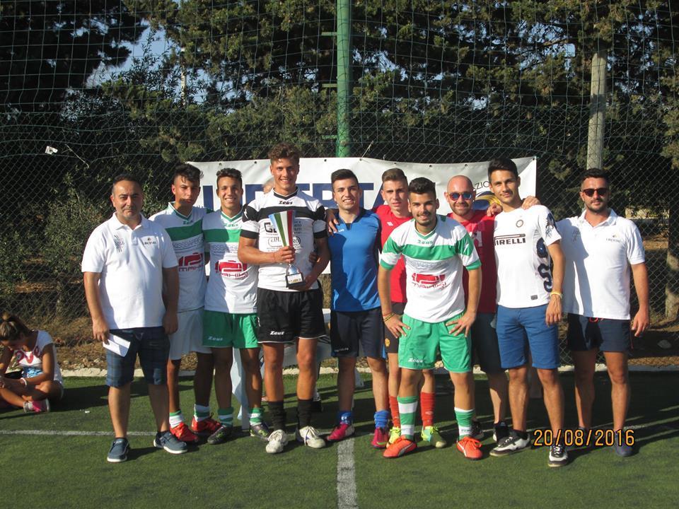 Torneo calcio a 5 Under 20 - 2016 - B