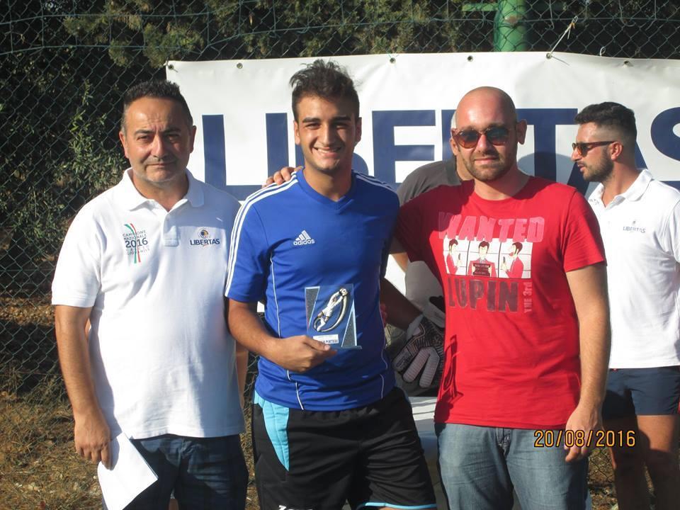Torneo calcio a 5 Under 20 - 2016
