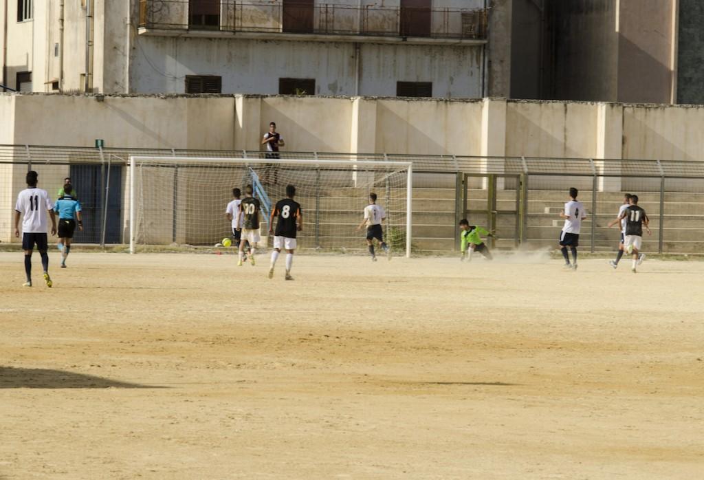 Ribera-Castellammare goal Carovana 3