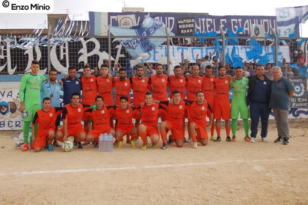 Ribera calcio asd sett. 2016 Foto MINIO