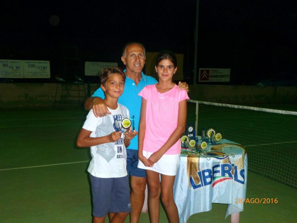 Tennis Chiara Bonifacio