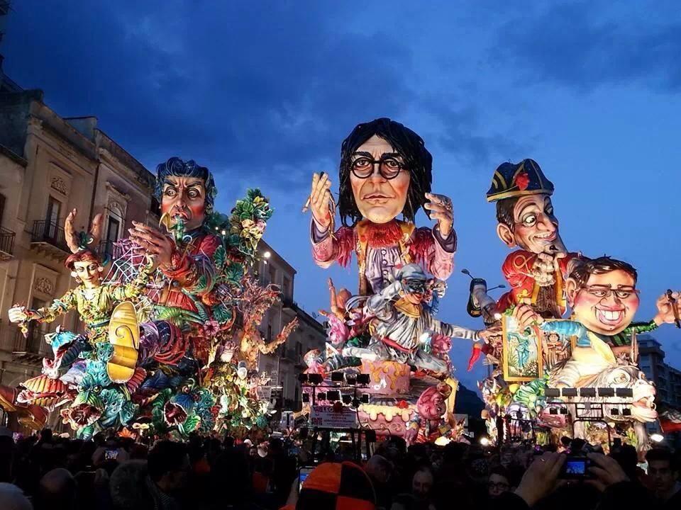 carnevale Sciacca 2014