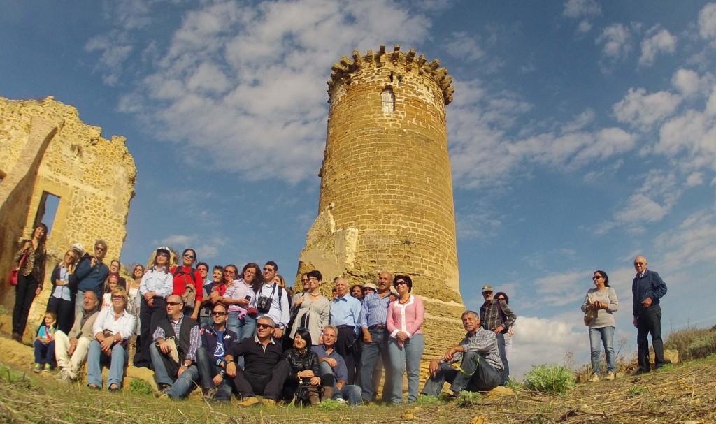 castello Poggiodiana guide turistiche 1