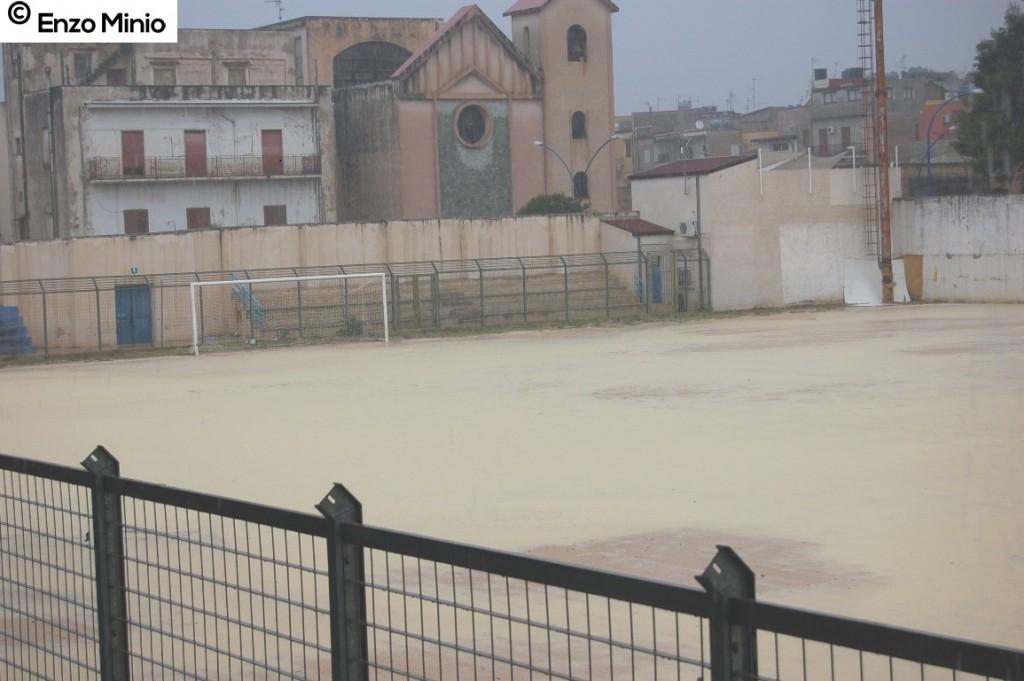 stadio Nino Novara allagato b sett. 16 Foto MINIO