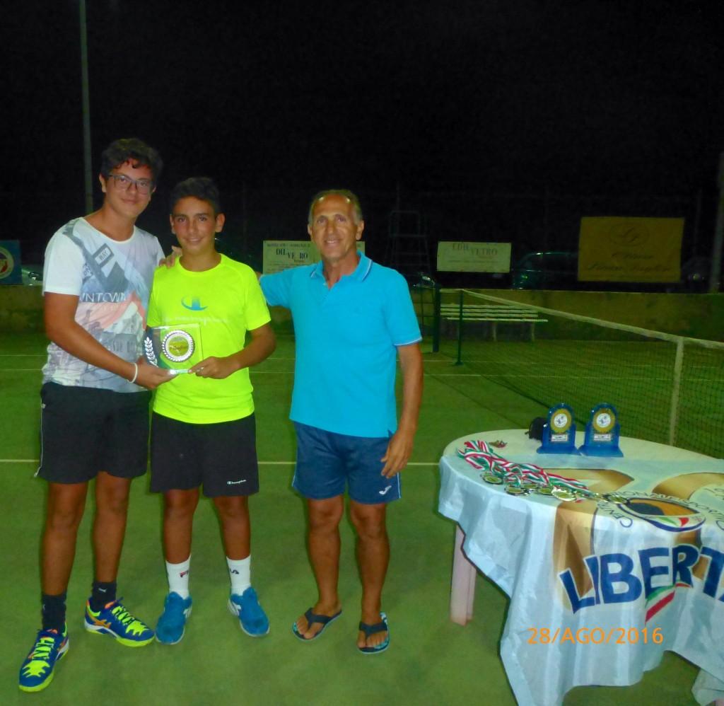 tennis Gaetano Marretta