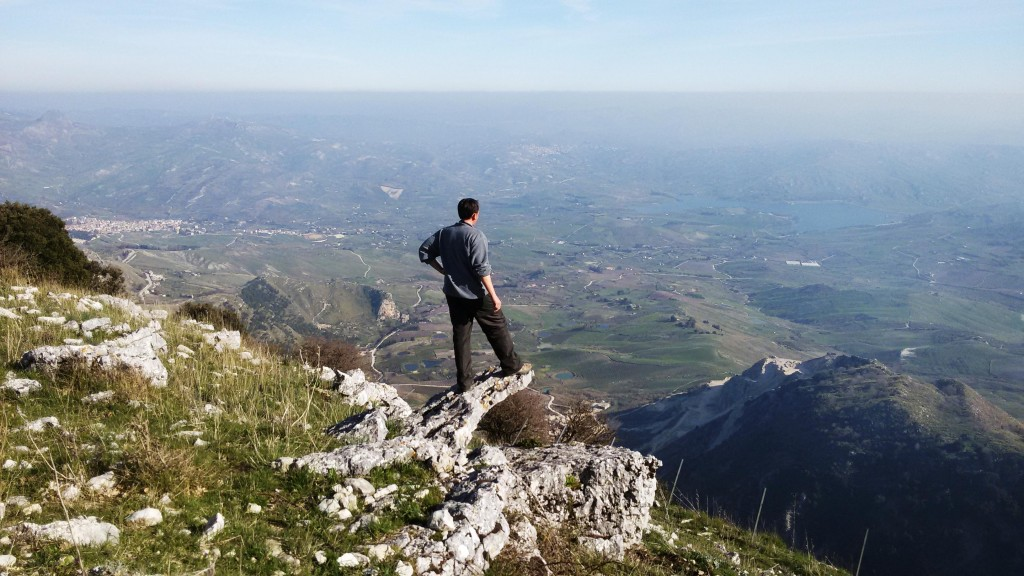 Bivona panorama montano