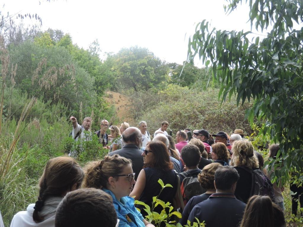 WWF i 50 anni al lago Preola