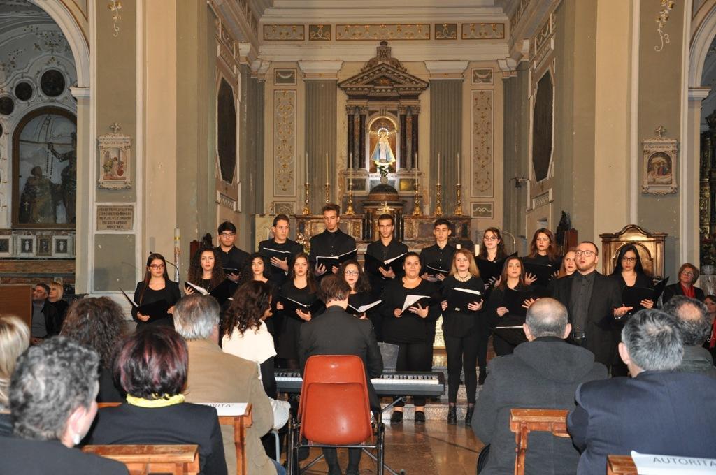 Alessandria Rocca coro di Palermo