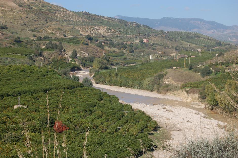 Fiume Verdura diventa autostrada