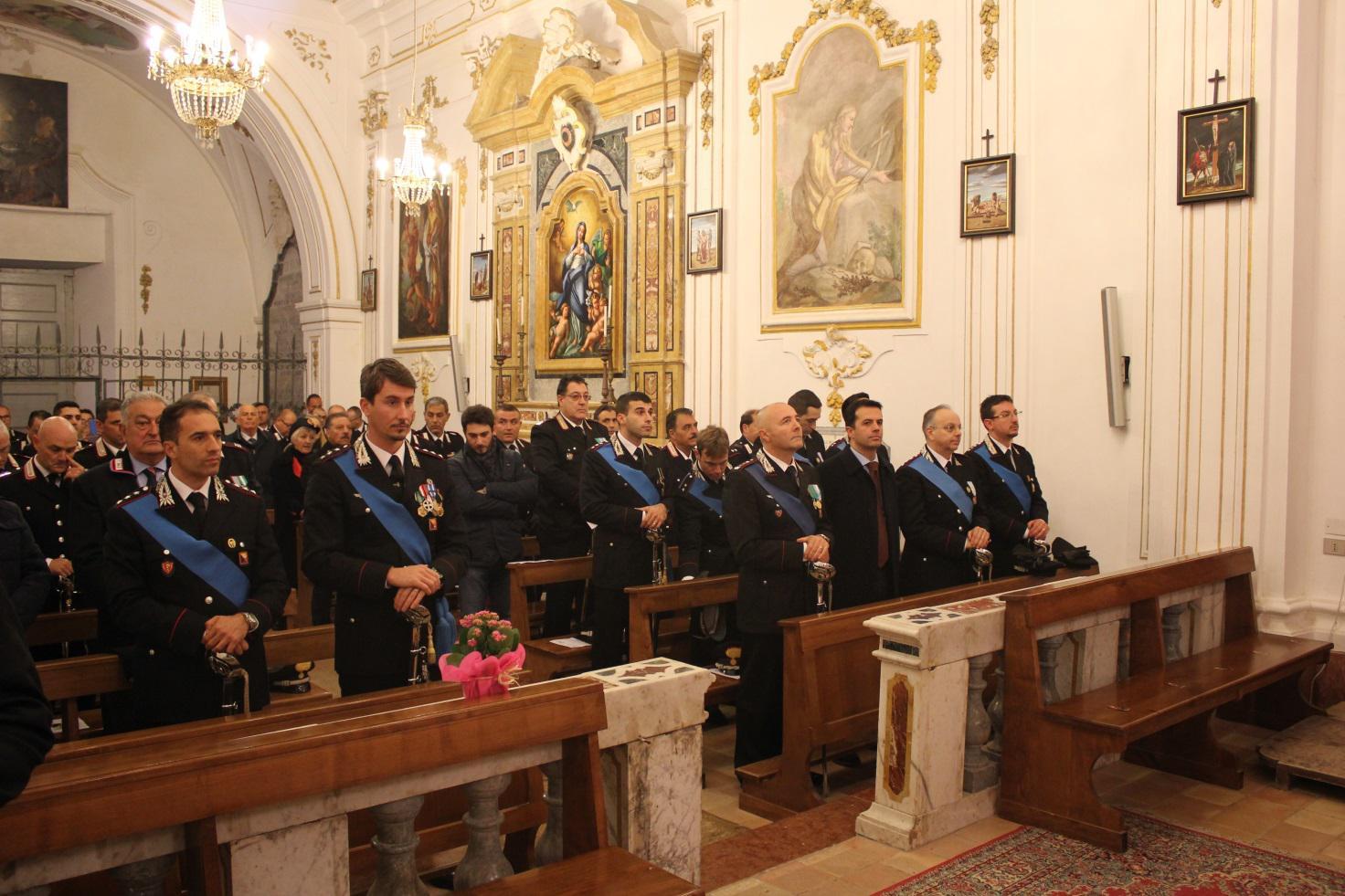carabinieri Virgo Fidelis SSQ 1