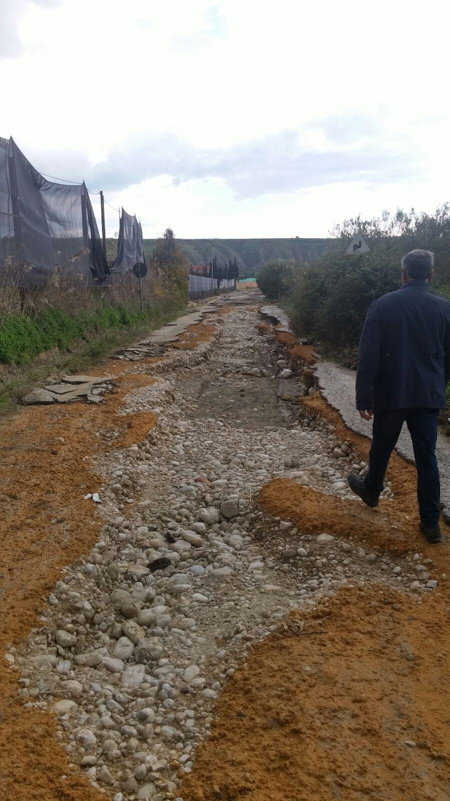 strada provinciale C 17 Camemi-Castellana 2