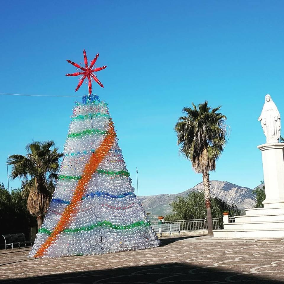 Alessandria albero Natale
