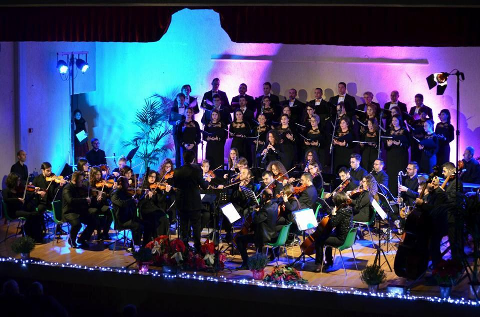 Siculiana concerto Natale 1