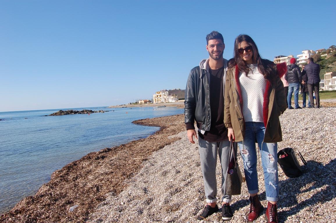 Clarissa Marchese e Federico Gregucci 2