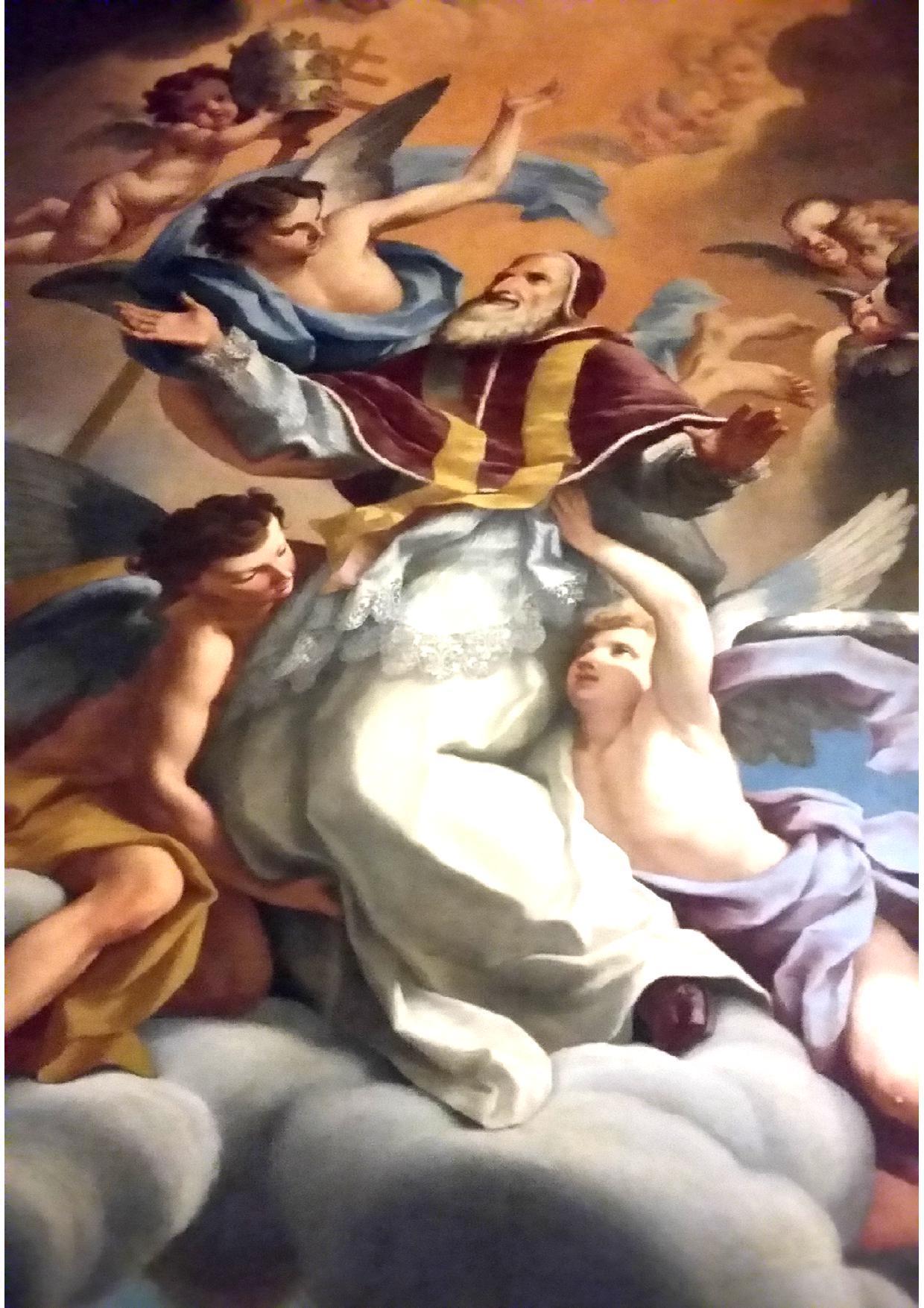 Dipinto padre Fedele SBP