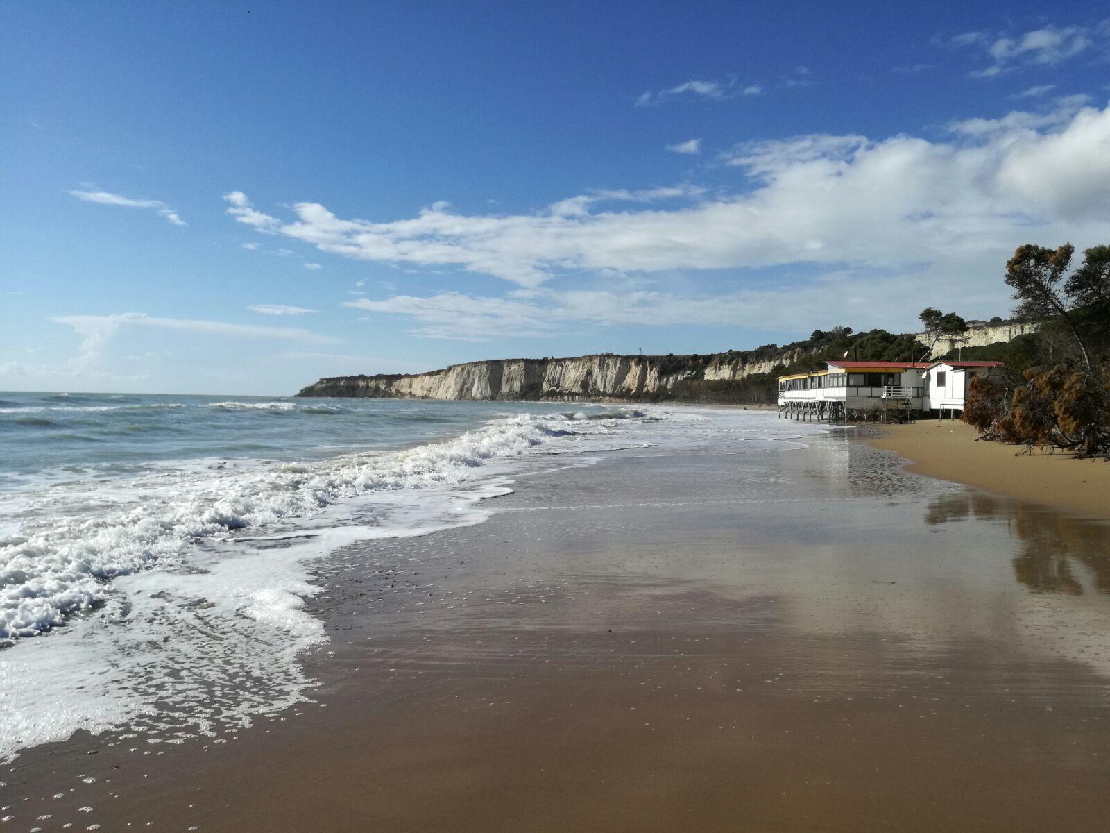 Eraclea Minoa Torna la spiaggia