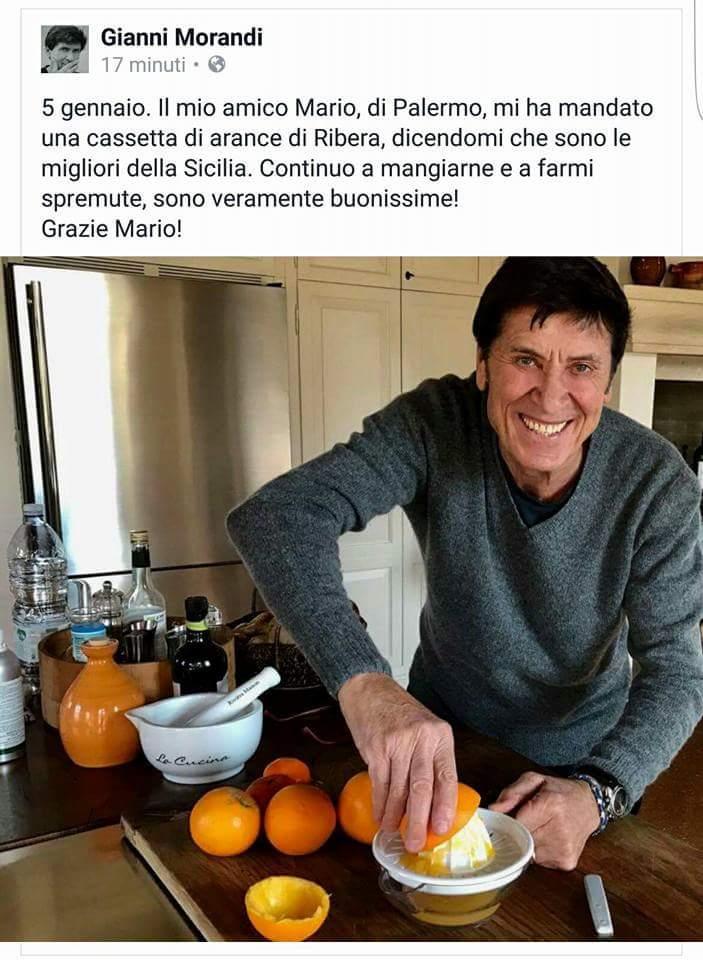 Morandi arance