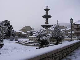 Santo Stefano Quisquina neve