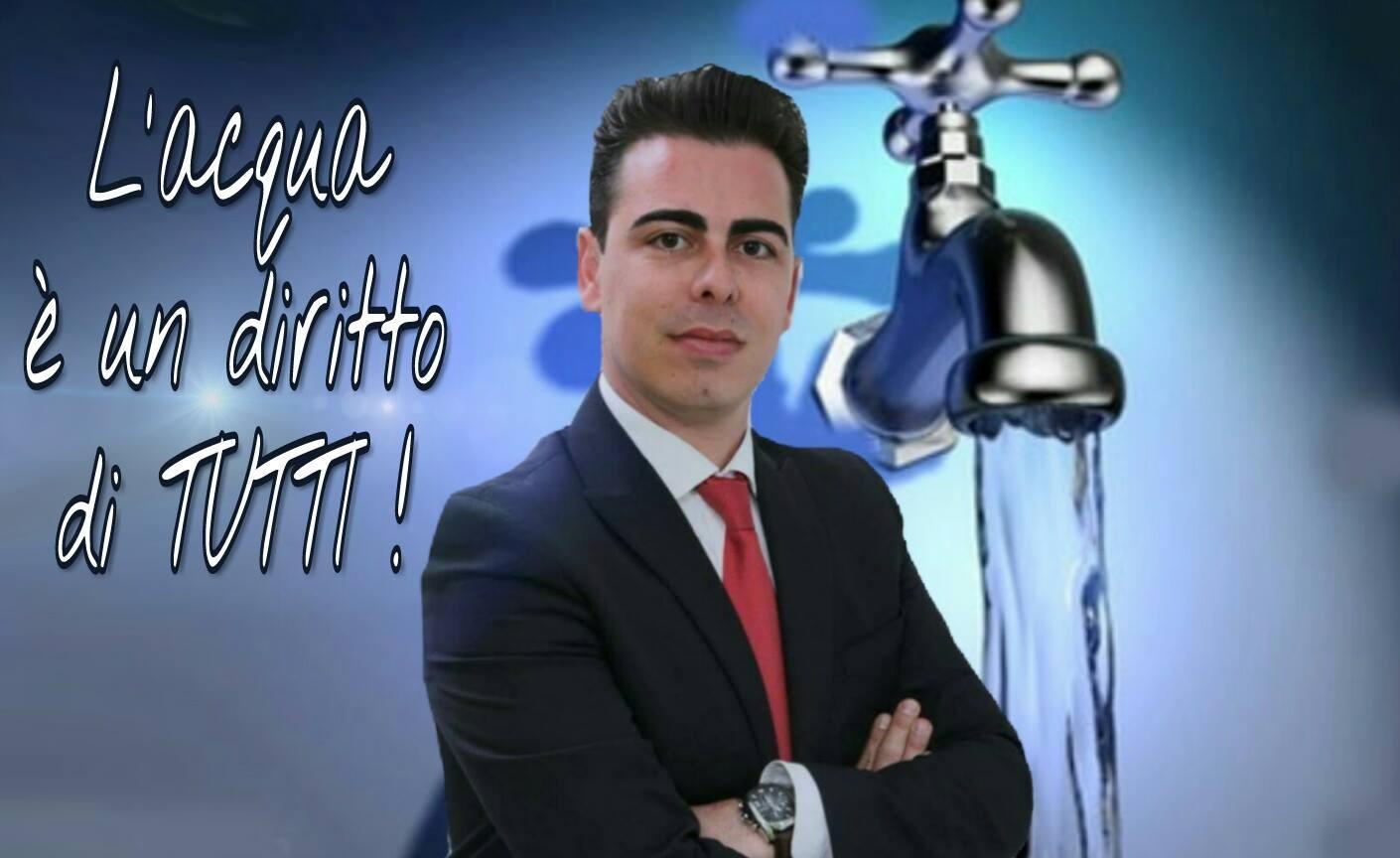 Vassallo Benedetto acqua pubblica