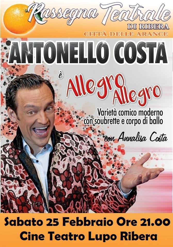 Allegro Antonello Costa