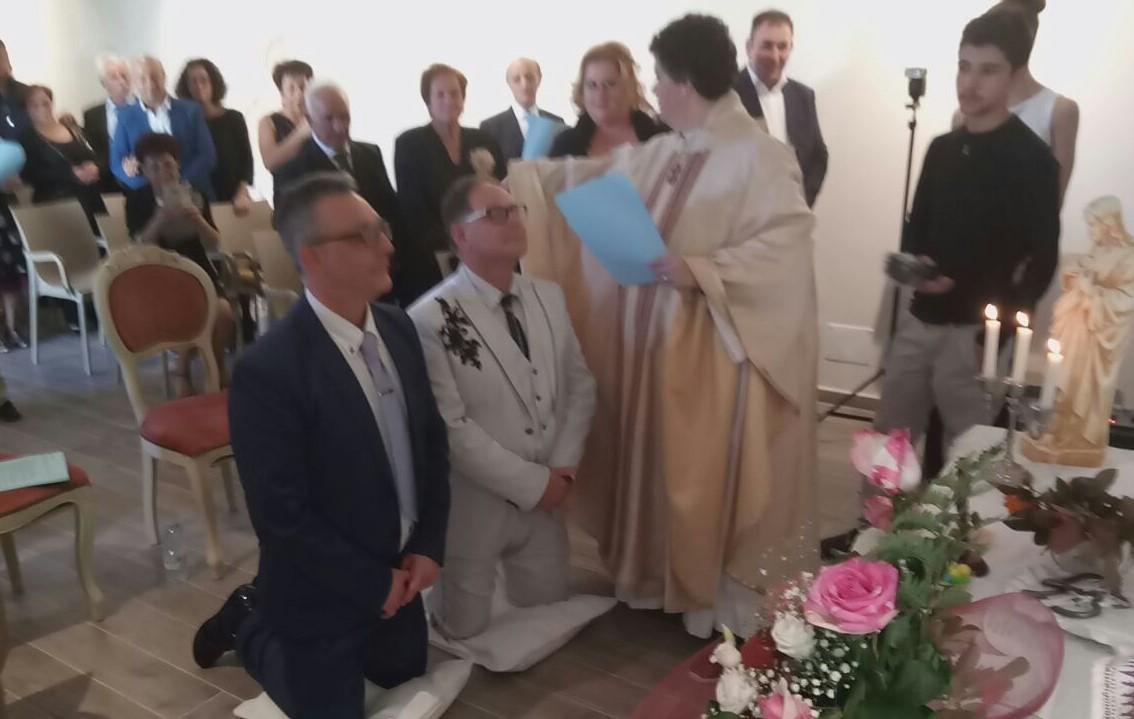 MATRIMONIO GAY BARCELLONA SICILIA
